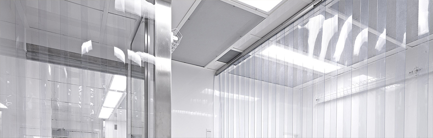 Freezer Grade PVC Strips Are Suitable For Temperatures Of 00 C To 350 Also Available In A Lightweight Glass Clear Strip As Chiller Blinds